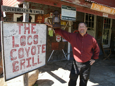 The Loco Coyote!!!
