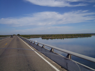 Crossing Lake Whitney