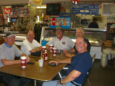 I hijacked Bob's pick for my gallery as it has all 5 of the Bubba Burger Boys!  Thanks, Bob!