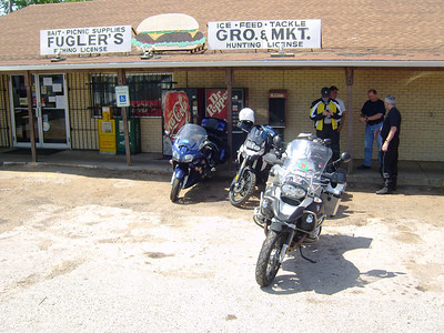 This is it...Fugler's - home of the Bubba Burger!