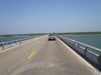 Crossing Lake Whitney