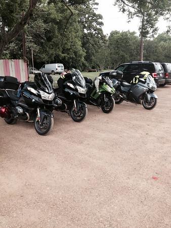 LSBMW Breakfast Ride - Edom, Tx