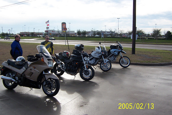 Day Trips 2005