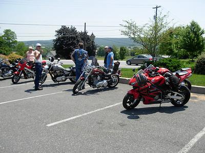 DeJaVu Bike Tour - Lancaster County Covered Bridged - 6-7-09