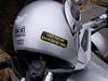 Gene Sturm's helmet.