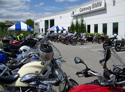 Gateway BMW Open House, May 9, 2009
