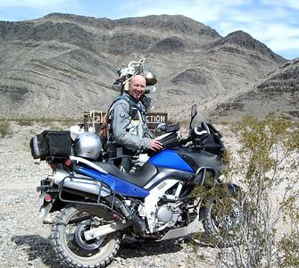 Death Valley, April 1, 2007