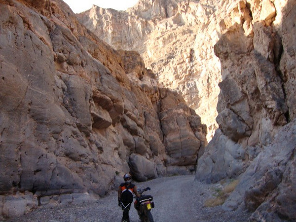 Titus Canyon Death Valley Day 7