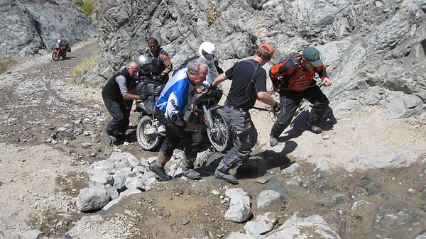 Goler Wash Death Valley Day 8