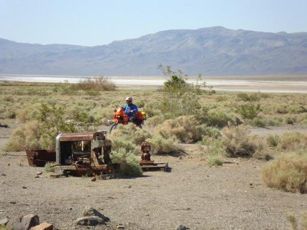 Ballarat ghost town Death Valley Day 8