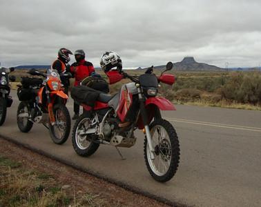 Death Valley DS Ride 2010