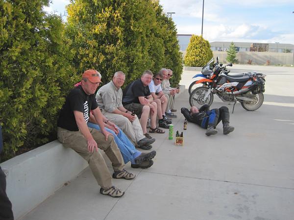 Super 8 Motel in Blanding Day 2