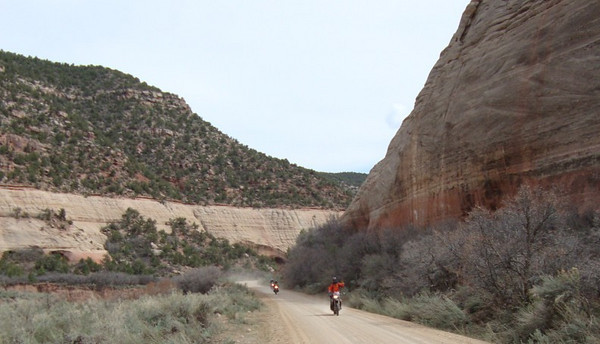Montezuma Creek Canyon east of Blanding UT Day 2