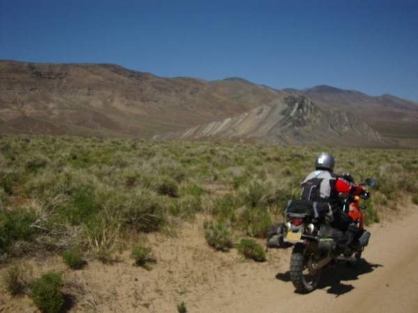 Butte Valley Death Valley Day 8