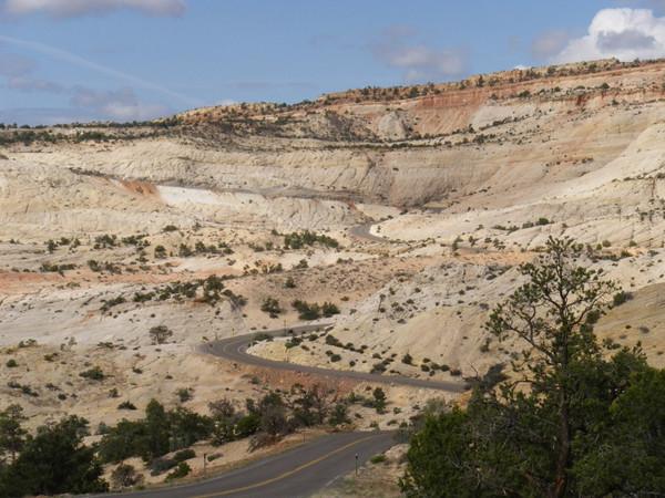 Ut 12 between Boulder and Escalante Day 4