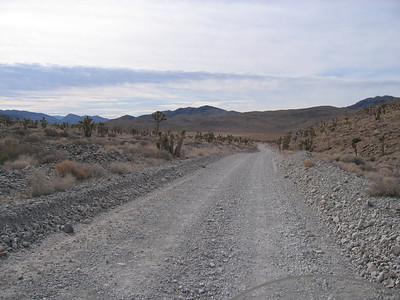 Death Valley, December, 2009
