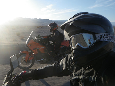 Death Valley Fall Camp - November 12-13, 2011