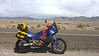 Finally back into some sun. Just past Hawthorne, NV heading for Tonopah on Hwy 95