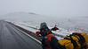 Snowing in Cedar Pass at 6000ft