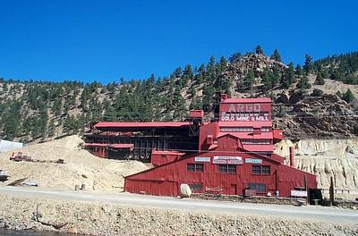 Argo Gold Mine & Mill