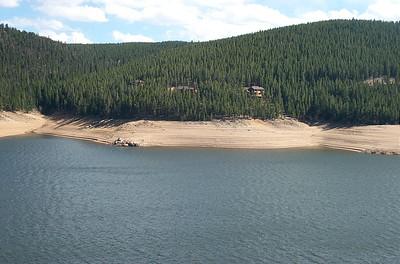 Barker Reservoir, Nederland, CO