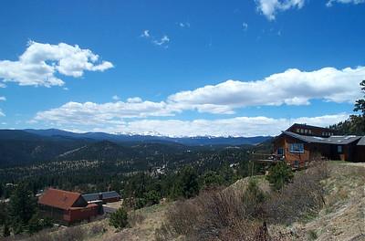 Houses on Sugarloaf Mt. Road