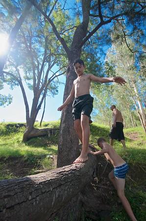 2015-01-26 Australia Day Gap Creek Farmstay
