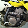 Right side engine; Thumper Talk engine protector