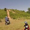 Motocross Mountain Hillclimb - Adam and Pat