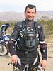 Steve in the desert