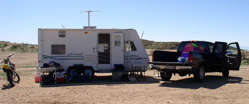 Desert Trailer Camp