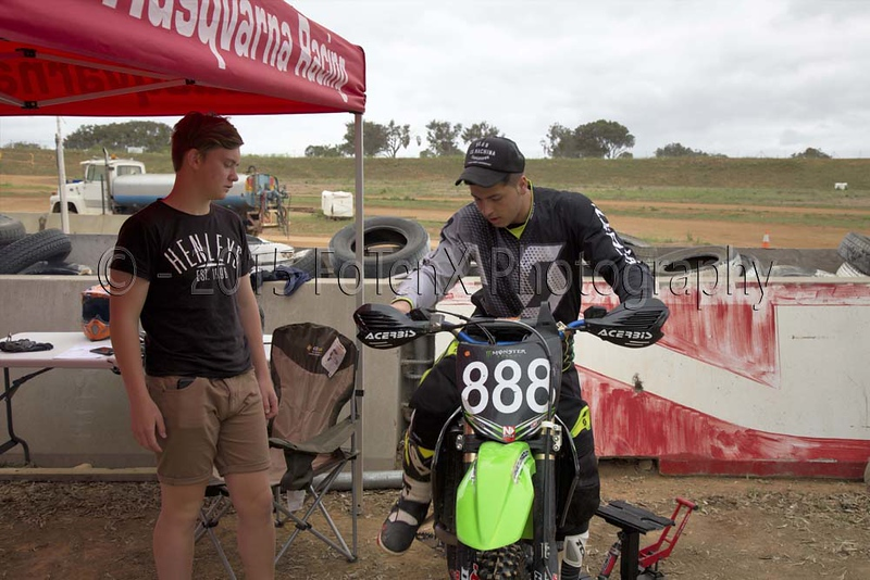 Canberra Dirt Track Club Day - 22 November 2015