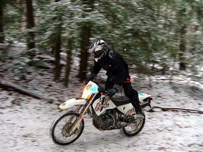 2005 December Snow Rides