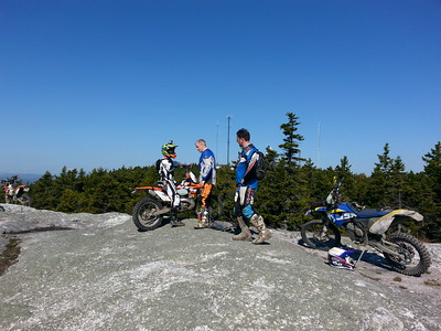 Awesome weekend spent riding the North Country's best.