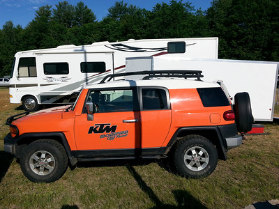 If Tim had an FJ, this is what it would look like.