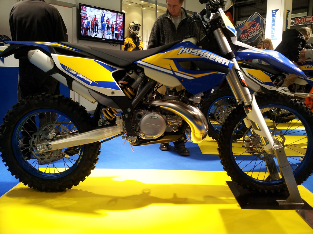 My dream bike Husaberg TE300