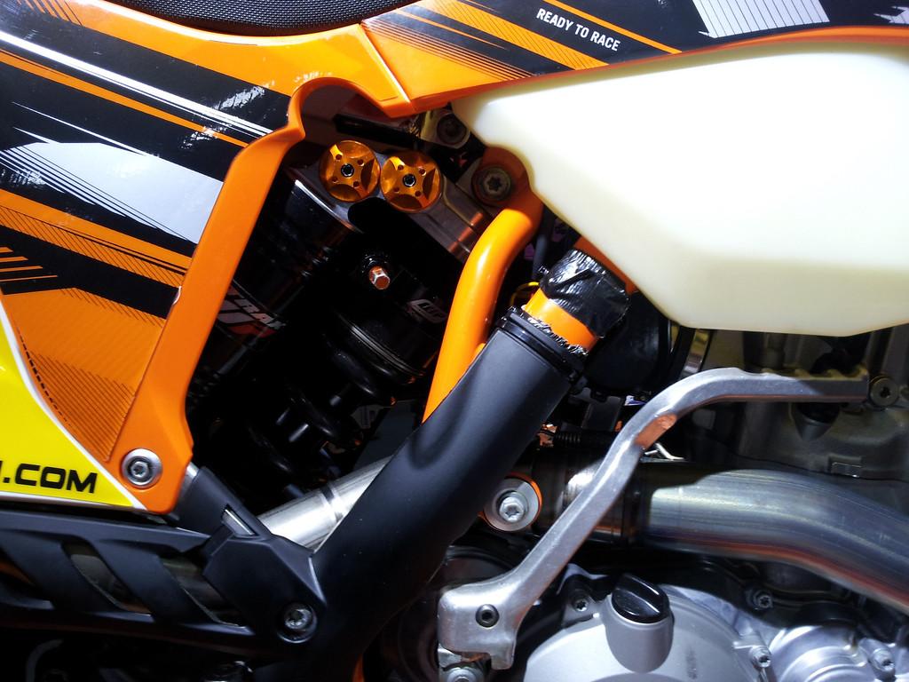 Knighter's bike 500EXC