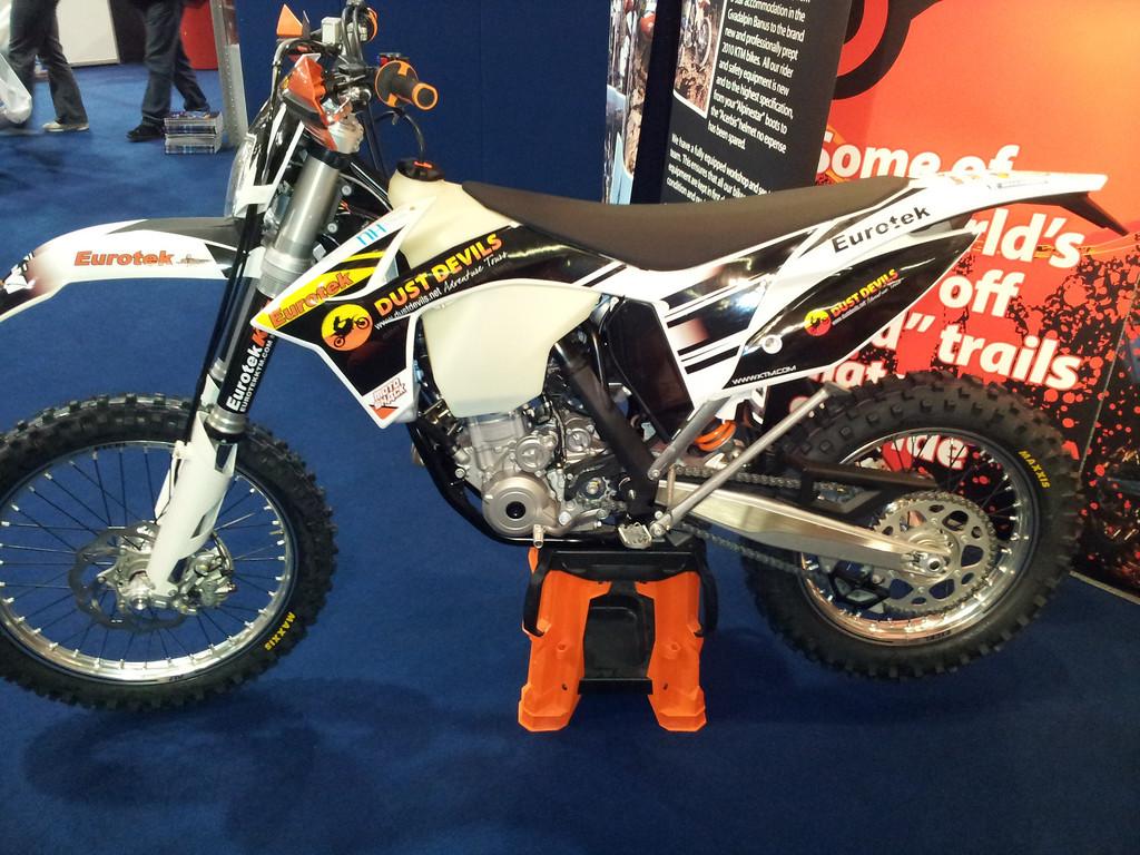 Dustdevils KTM350