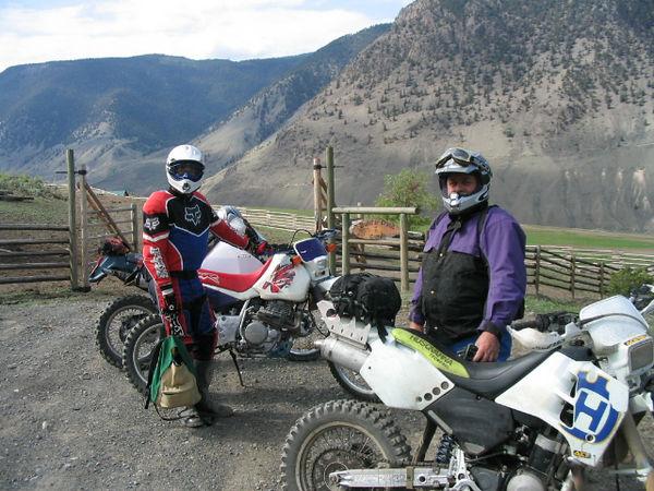 Fraser Canyon south of Big Bar