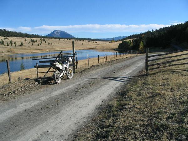 Dirtbiking British  Columbia