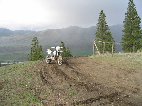 Barnhartvale Trails