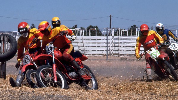 Petaluma Fairgrounds Motocross