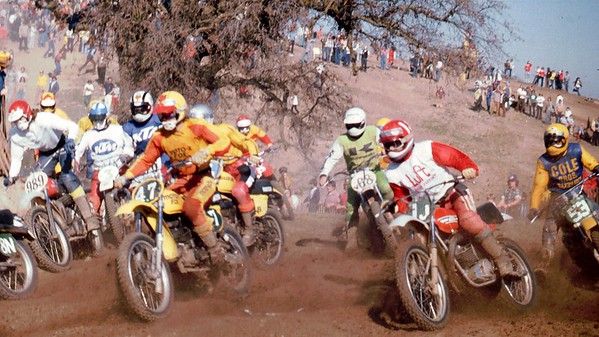 Pat Richter #47, this might be a CMC Golden State race...