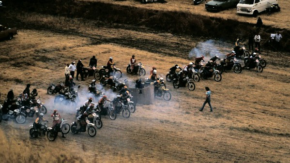 Sears Point Motocross 1974
