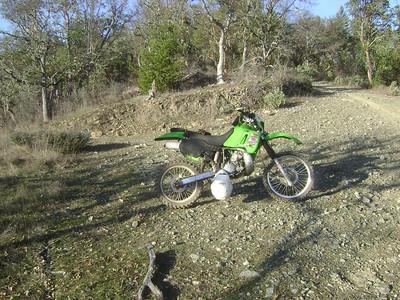 Forest Creek Break-in ride 2/19/10