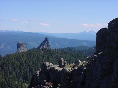 View Hershberger lookout
