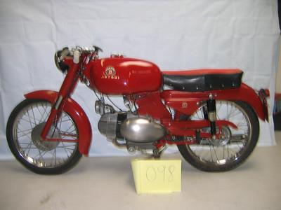 Circa 57-58 Motobi Catria $4500 175cc