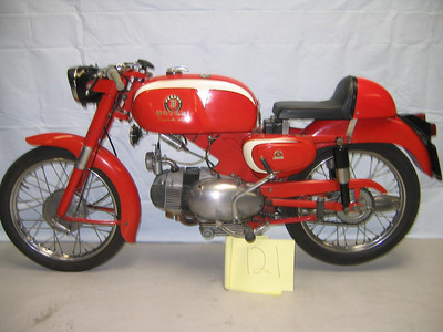 Circa 1960 Motobi125CC $4000