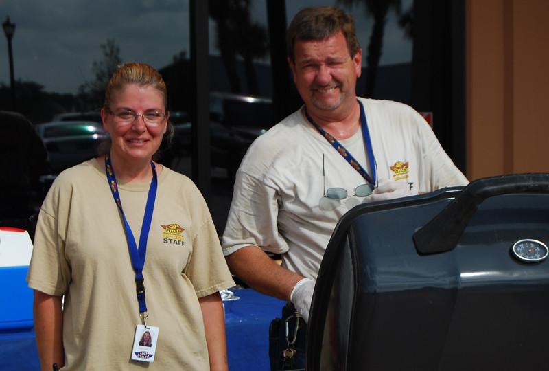 05 Bob and Carol at J&P Cycles Destination Daytona