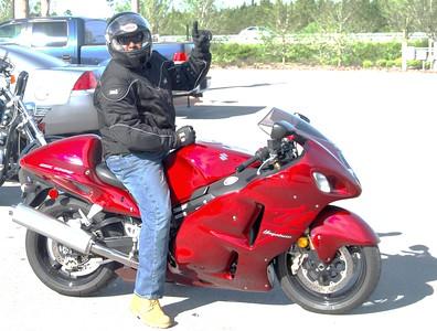 Chirstian on Bike 2